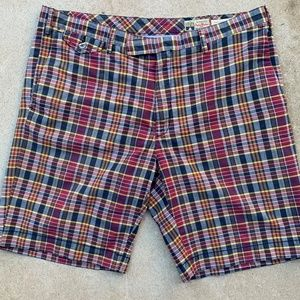 "Polo RALPH LAUREN ""India Madras"" Shorts 35"
